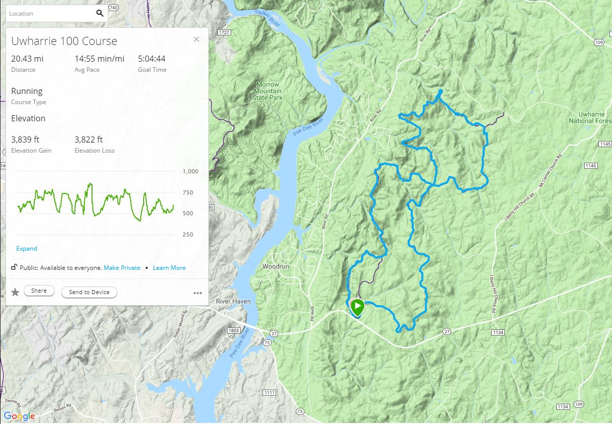 Click on above picture to be redirected to course map on Garmin Connect with downloadable GPX File.