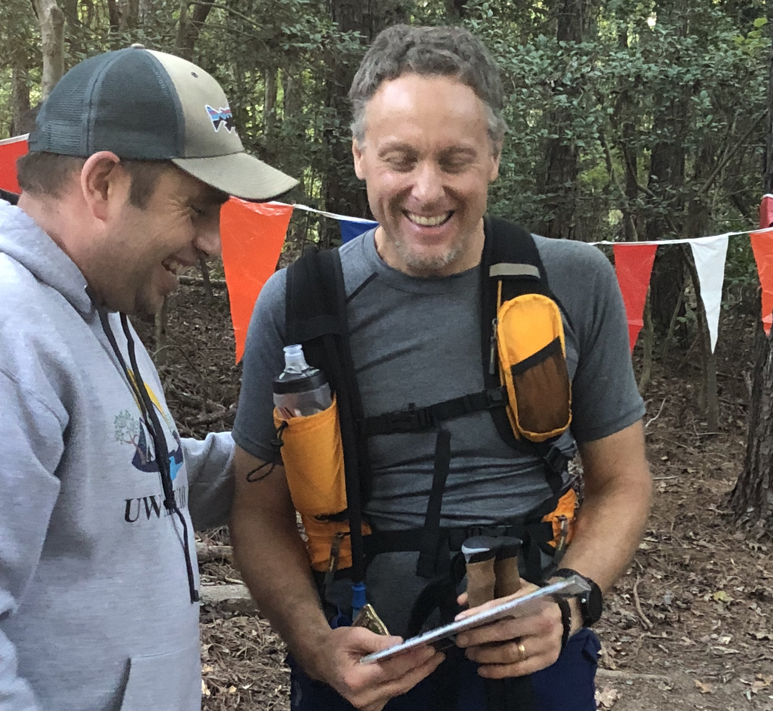 Race report from 2018 100 Mile Finisher Colin Barrows