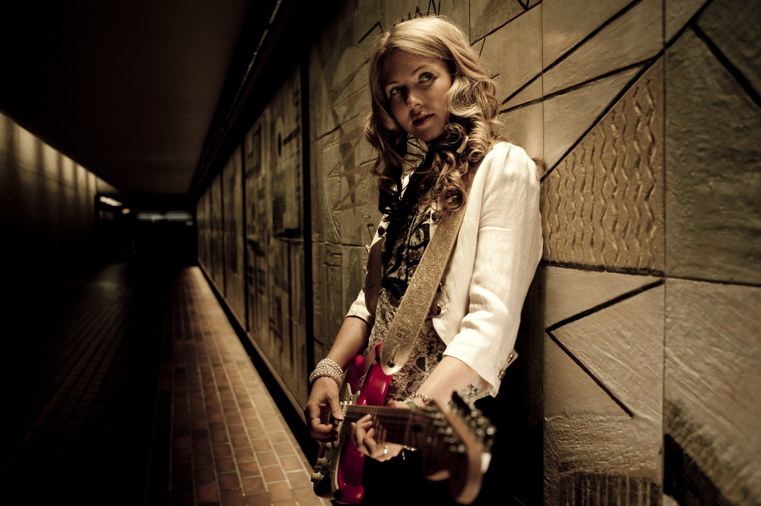 Beatie Wolfe at London's Barbican Centre