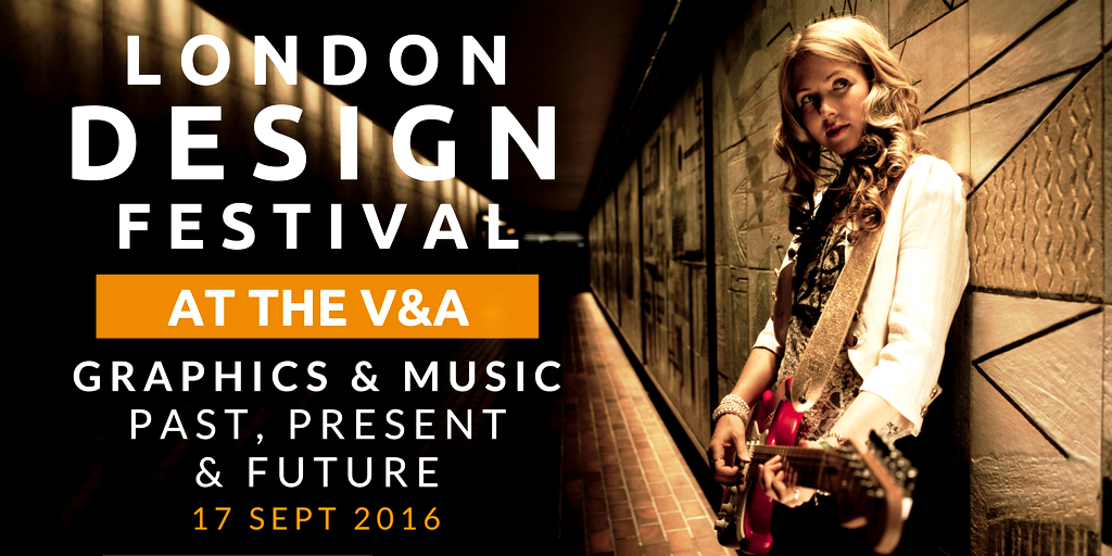 Beatie Wolfe at London Design Festival at the V&A