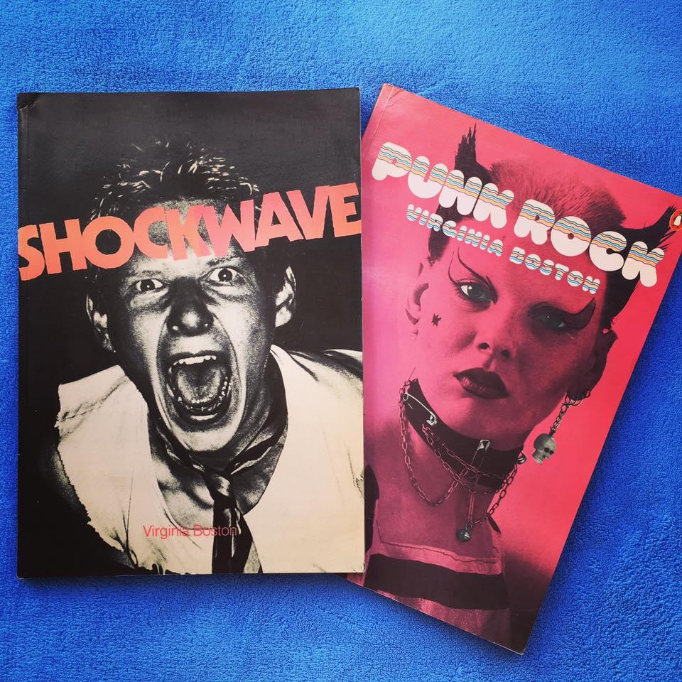Shockwave + Punk Rock by Virginia Boston