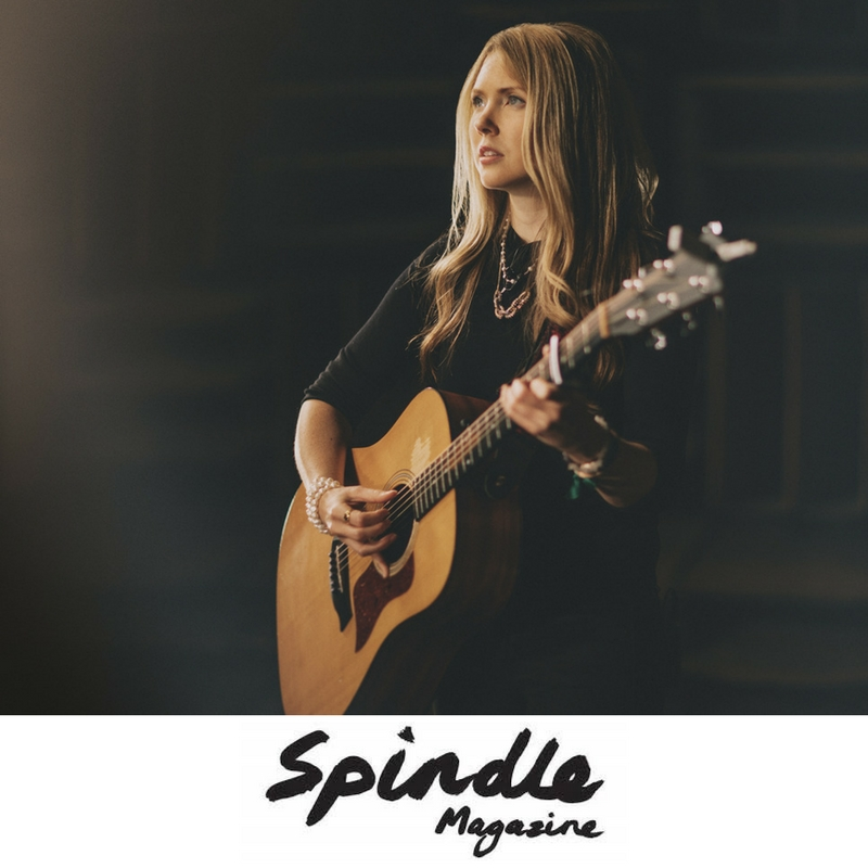 Beatie Wolfe on Spindle Magazine