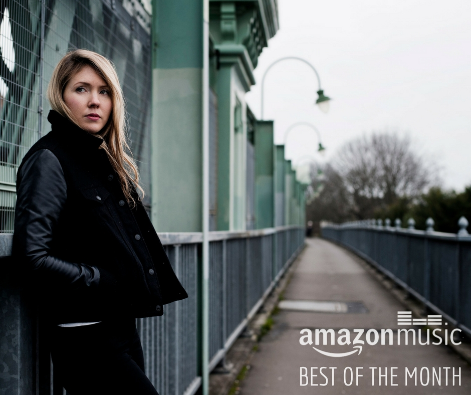 Beatie Wolfe on Amazon Music Best of the Month