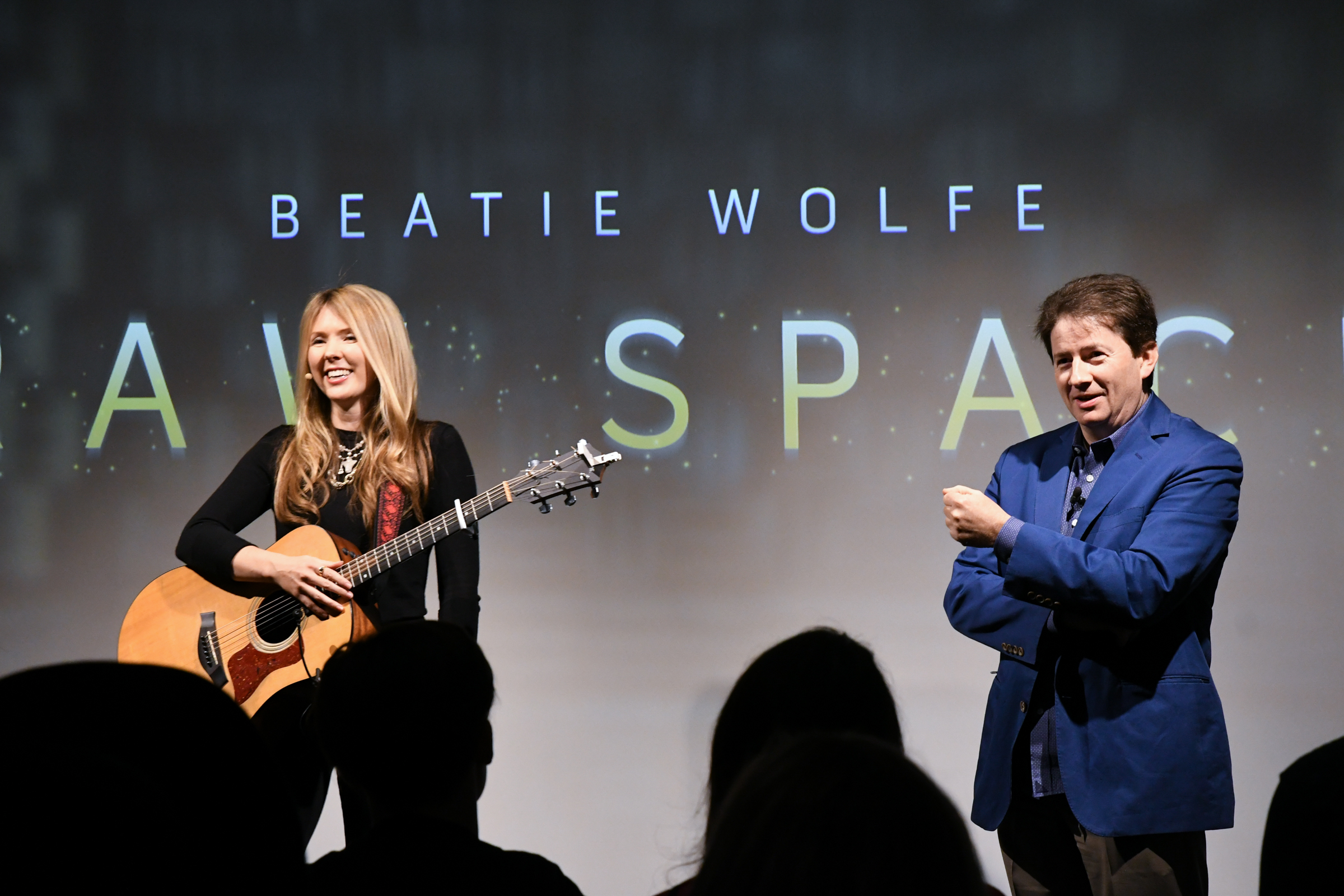 Beatie Wolfe & Marcus Weldon for Raw Space live unveil.jpg