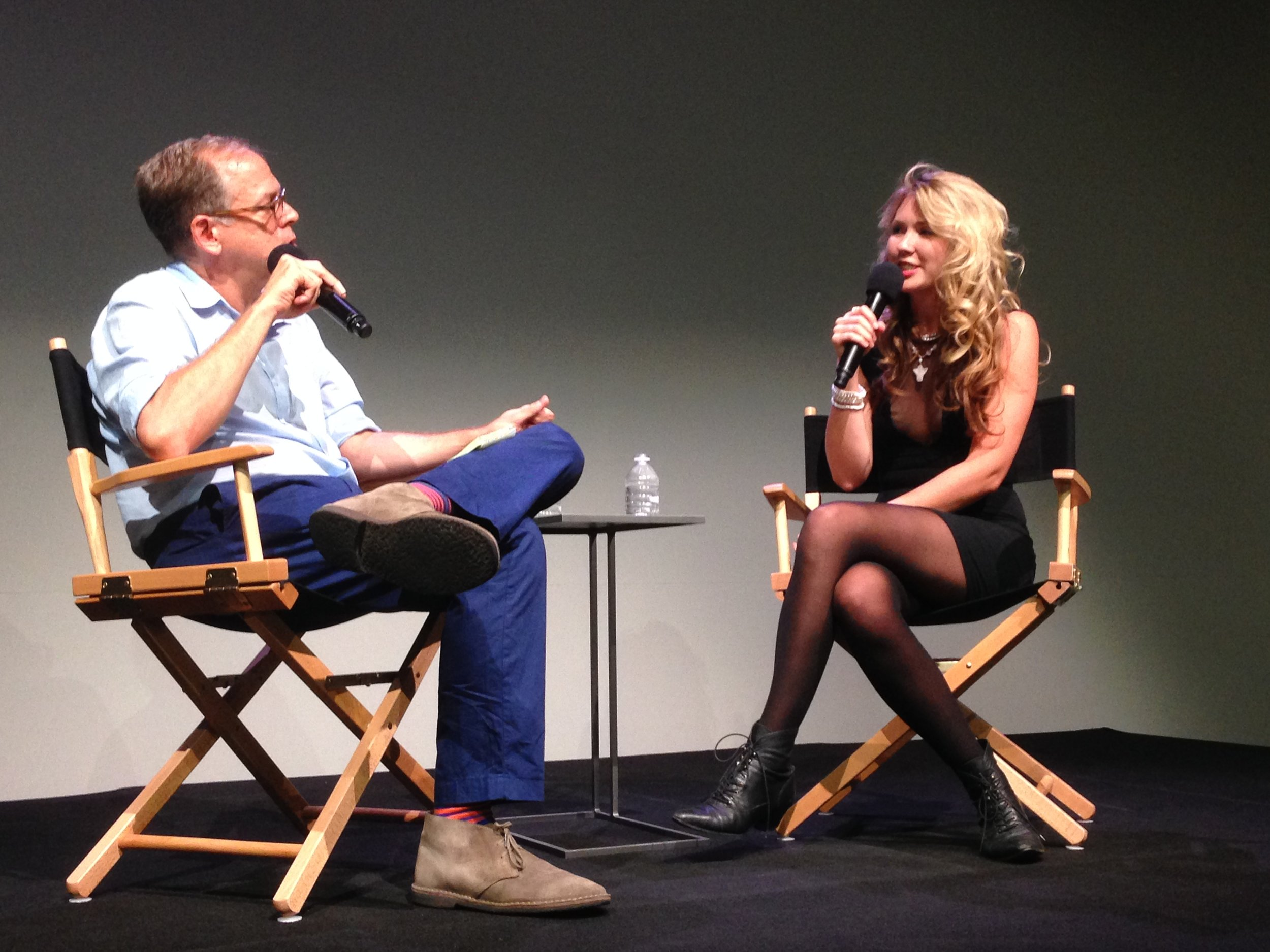 Beatie Wolfe - SoHo, New York - Apple Store Craig Marks and Beatie Wolfe