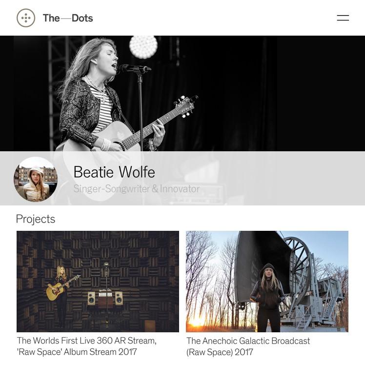 The-Dot Beatie Wolfe