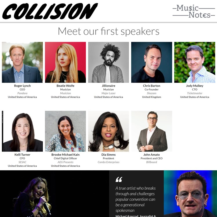 Collision First Speakers Screen Grab