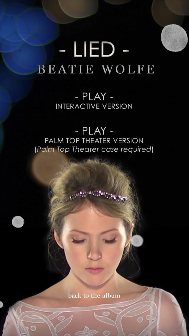 Beatie Wolfe - 2012 8ight - 3D Interactive Album App