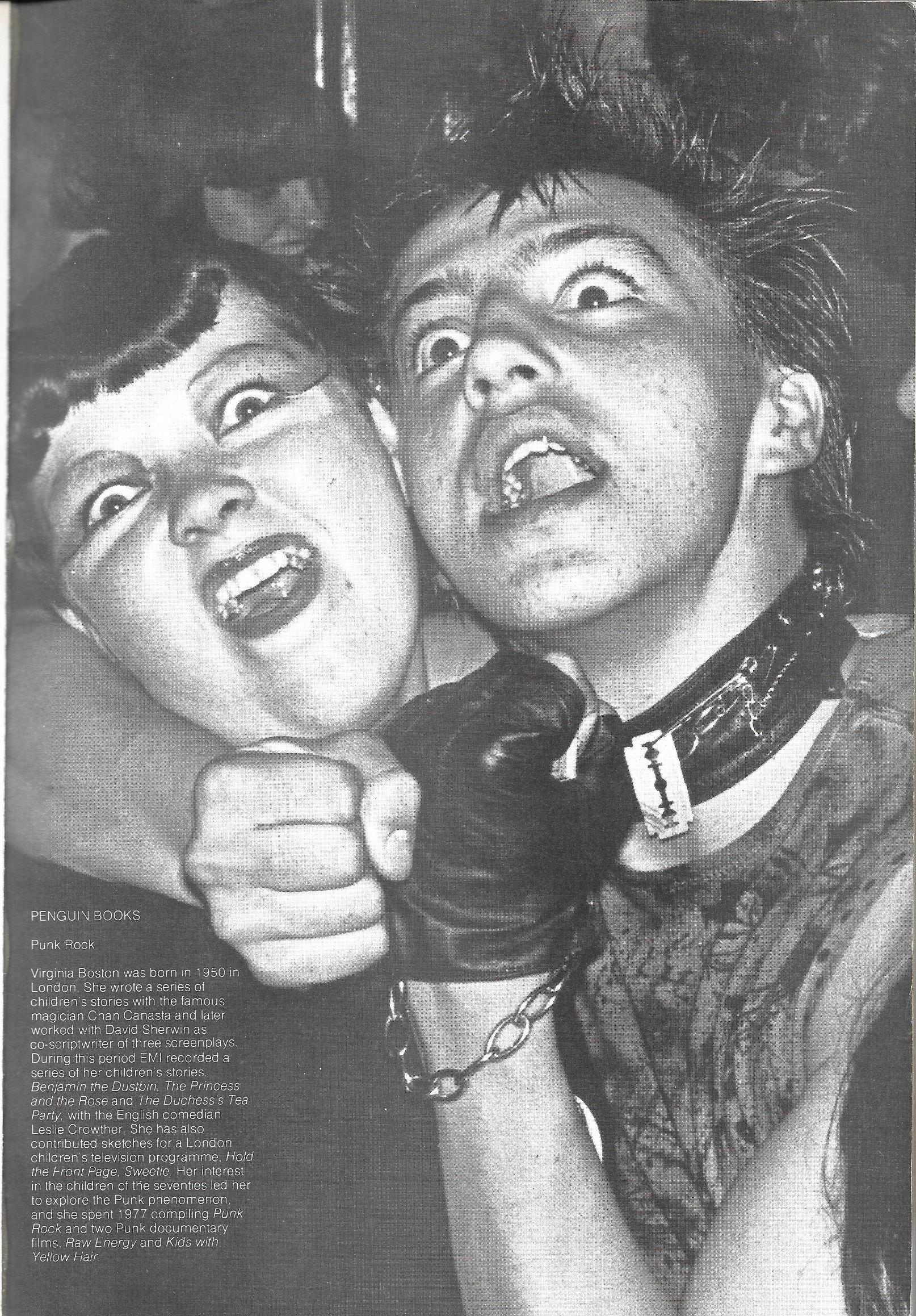 Punk Rock by VIrginia Boston 1978 - Inside Cover left - US Version.jpg