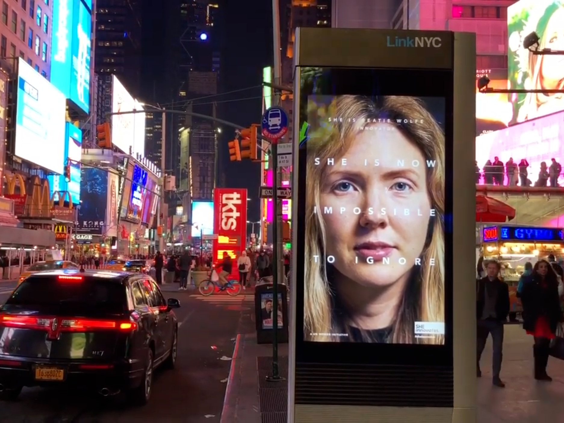 NYC Beatie Wolfe in Time Square Impossible to Ignore.png