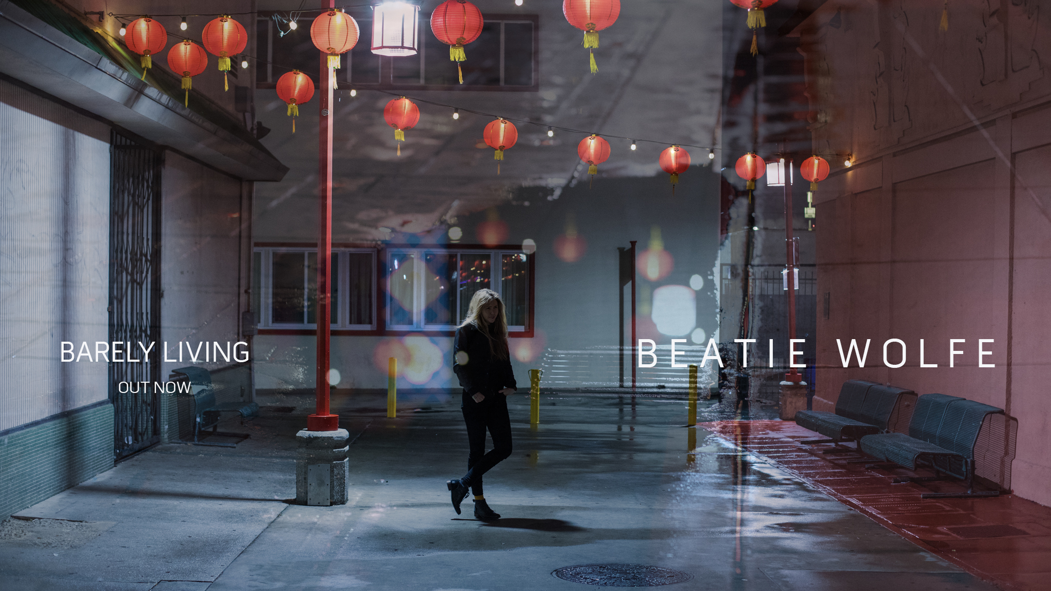 Barely Living by Beatie Wolfe