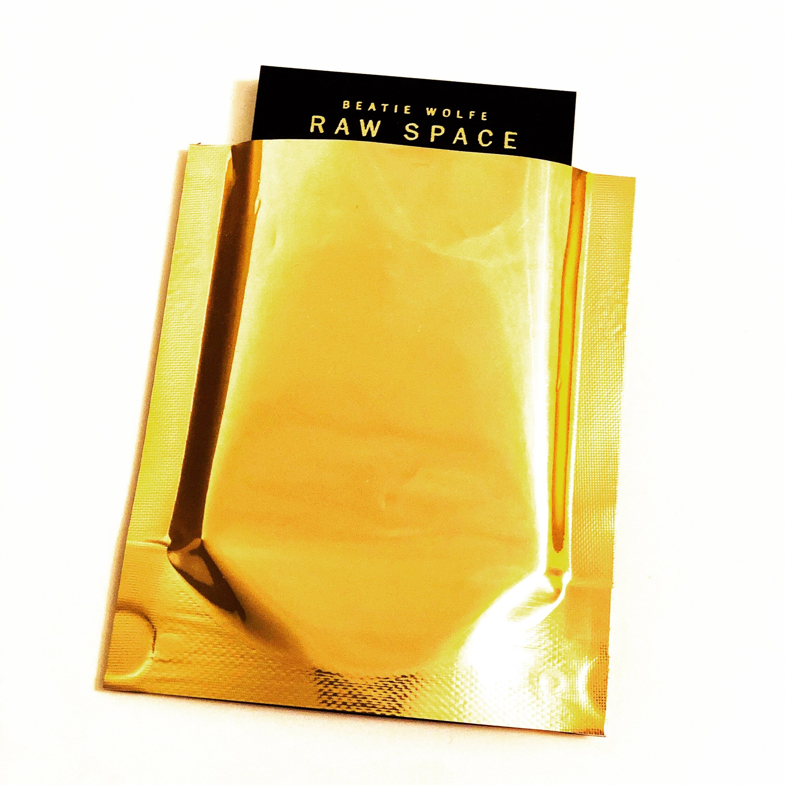 Raw Space Album Deck of Cards