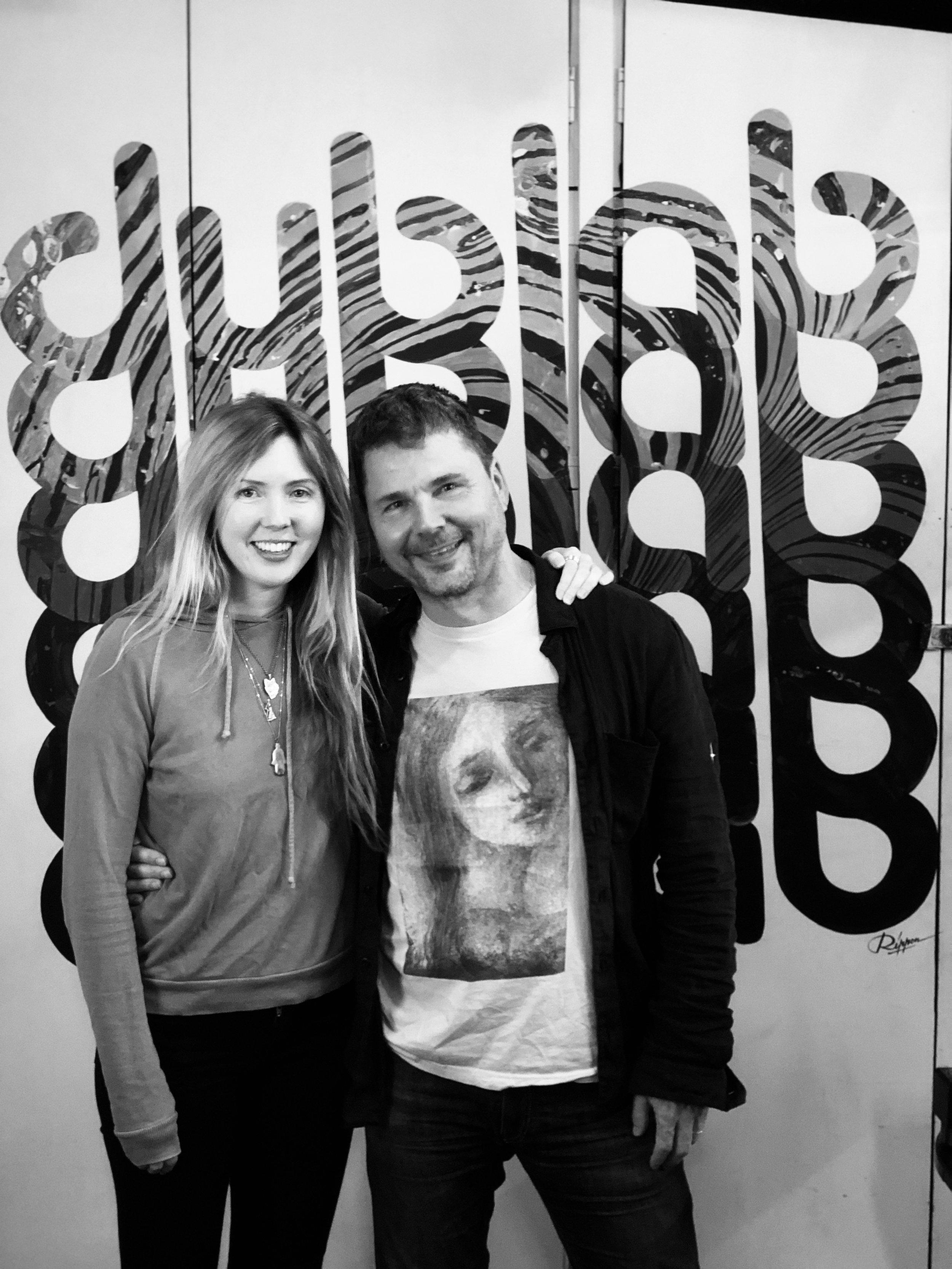 dublab radio hosts Beatie Wolfe's show orange juice for the ears. ep04 with Walter Werzowa