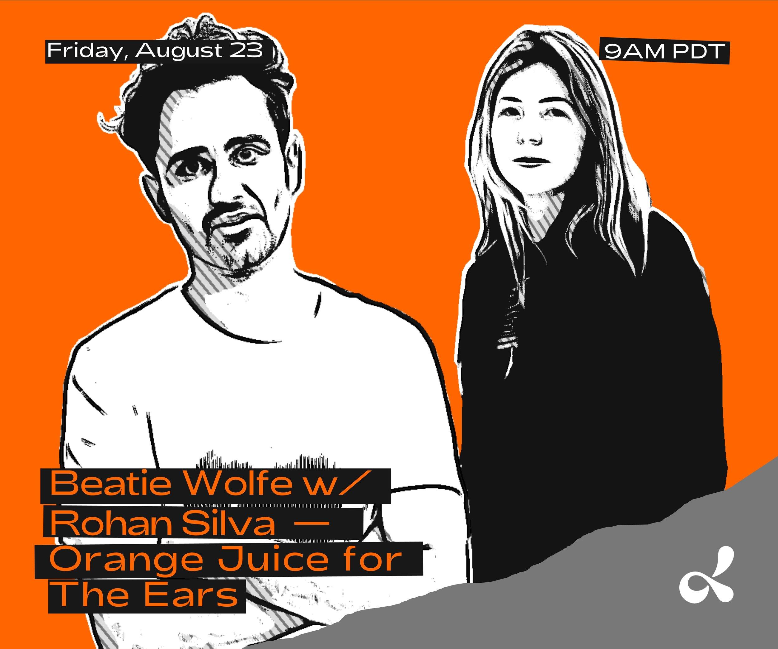 ep.10 Rohan Silva on dublab radio with Beatie Wolfe - 3by4.jpg