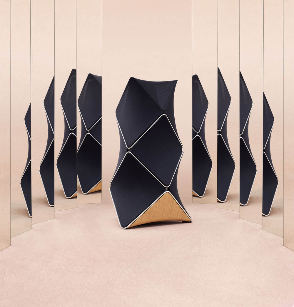 Bang & Olufsen - visual work 2015/17