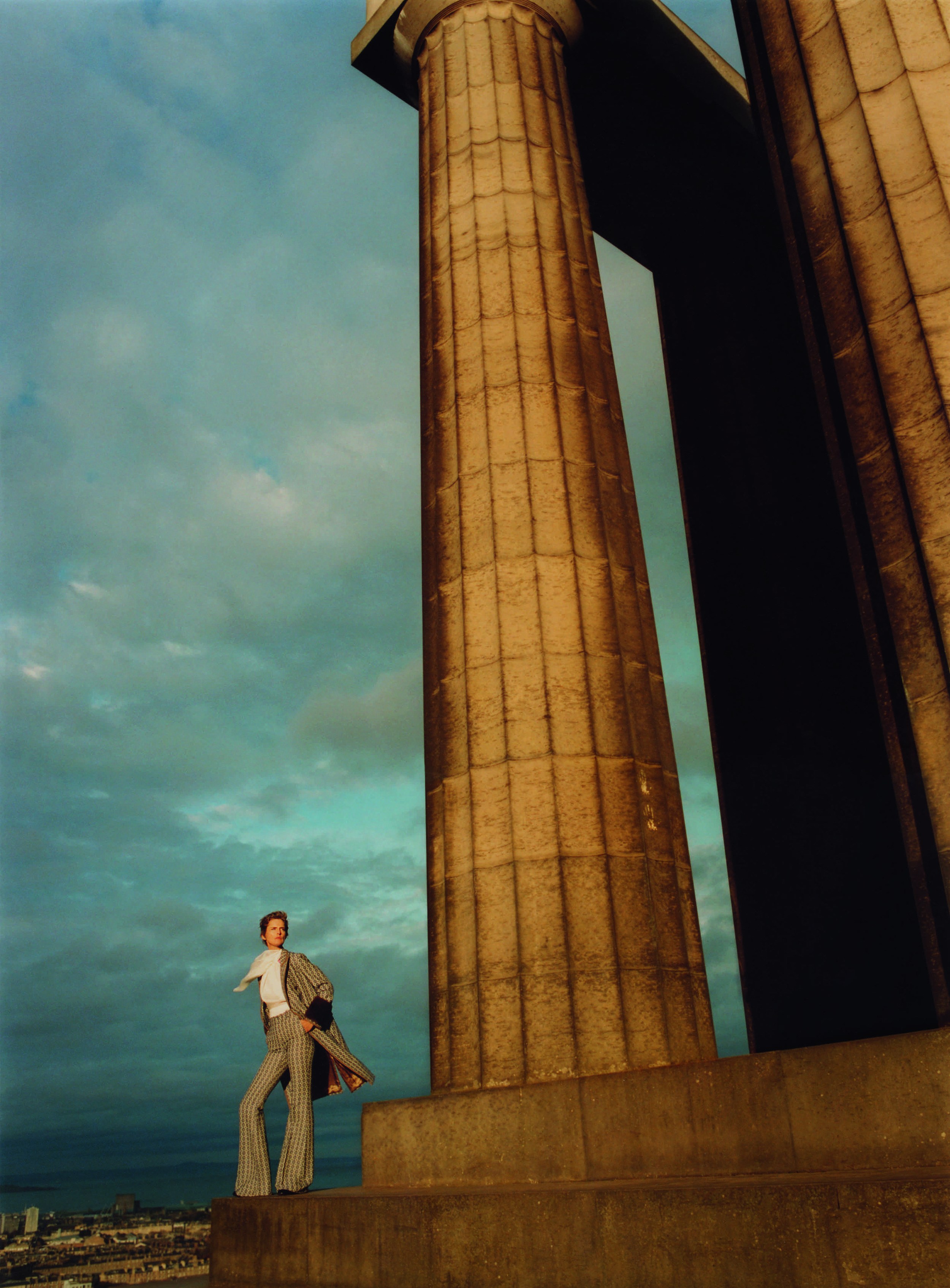 Stella Tennant  Ph: Tom Craig