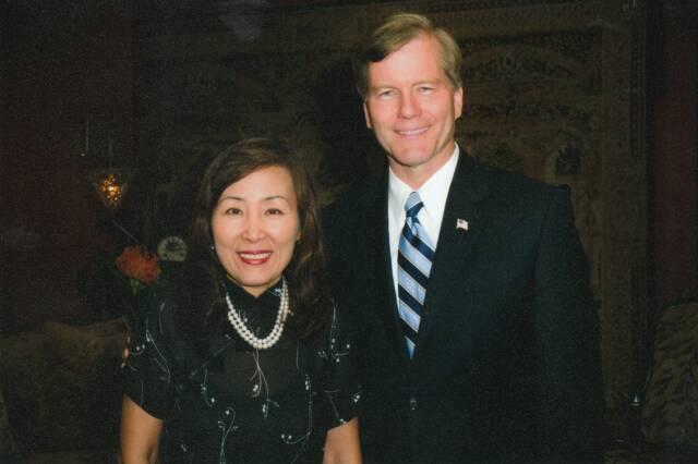Virginia Governor Bob McDonnell