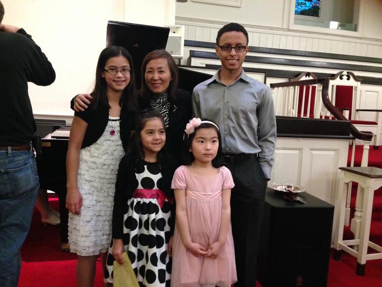 Annual student recital