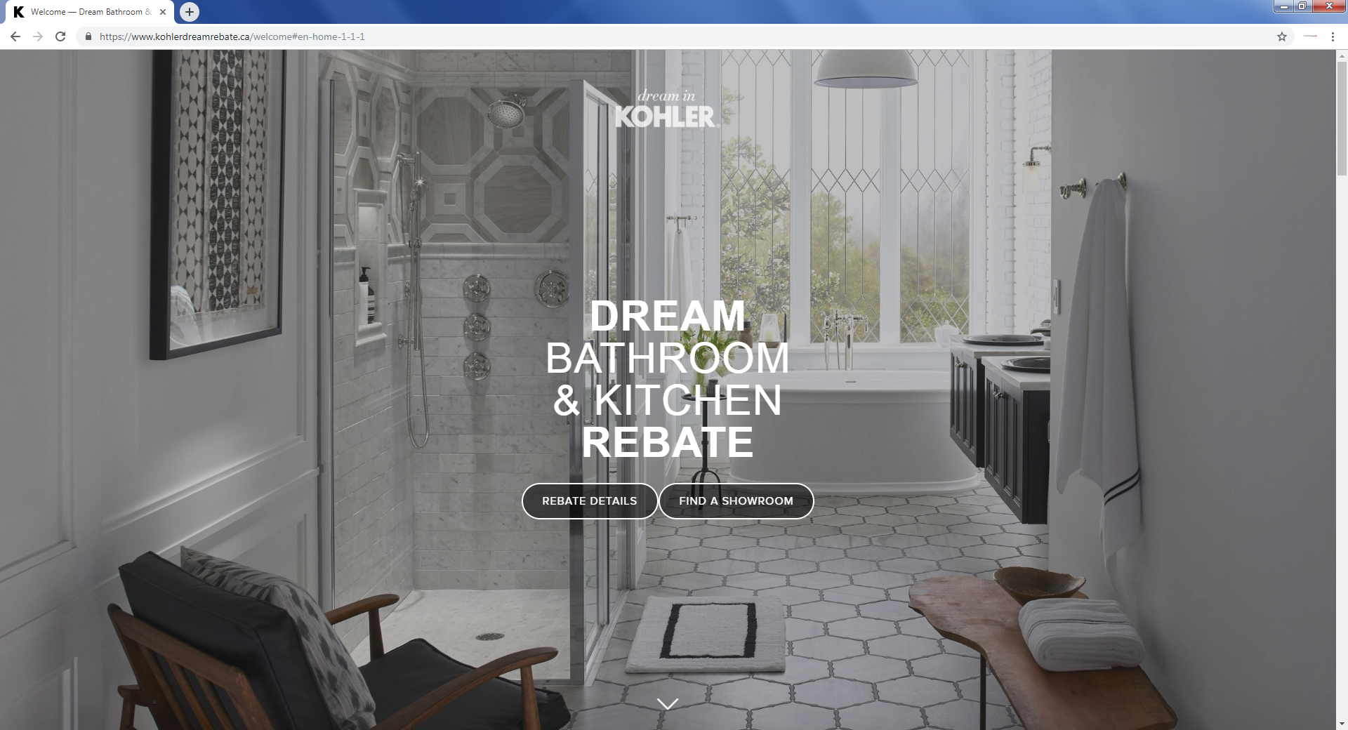 Torpedo Tidbit:  Kohler Canada is a leading global manufacturer of quality kitchen & bathroom fixtures. In 2016, Kohler Canada reached out to Torpedo Marketing to help with their Dream Rebates program offered to their customers. Kohler dealerships across Canada participated in an inaugural Canadian rebate program that was offered to consumers based on their purchases. The Kohler Canada Dream Rebate campaign exceeded expectations with over 50% greater rebates than budgeted, translating to over 50% greater sales than expected! (If it worked for Kohler, it could work for you!)