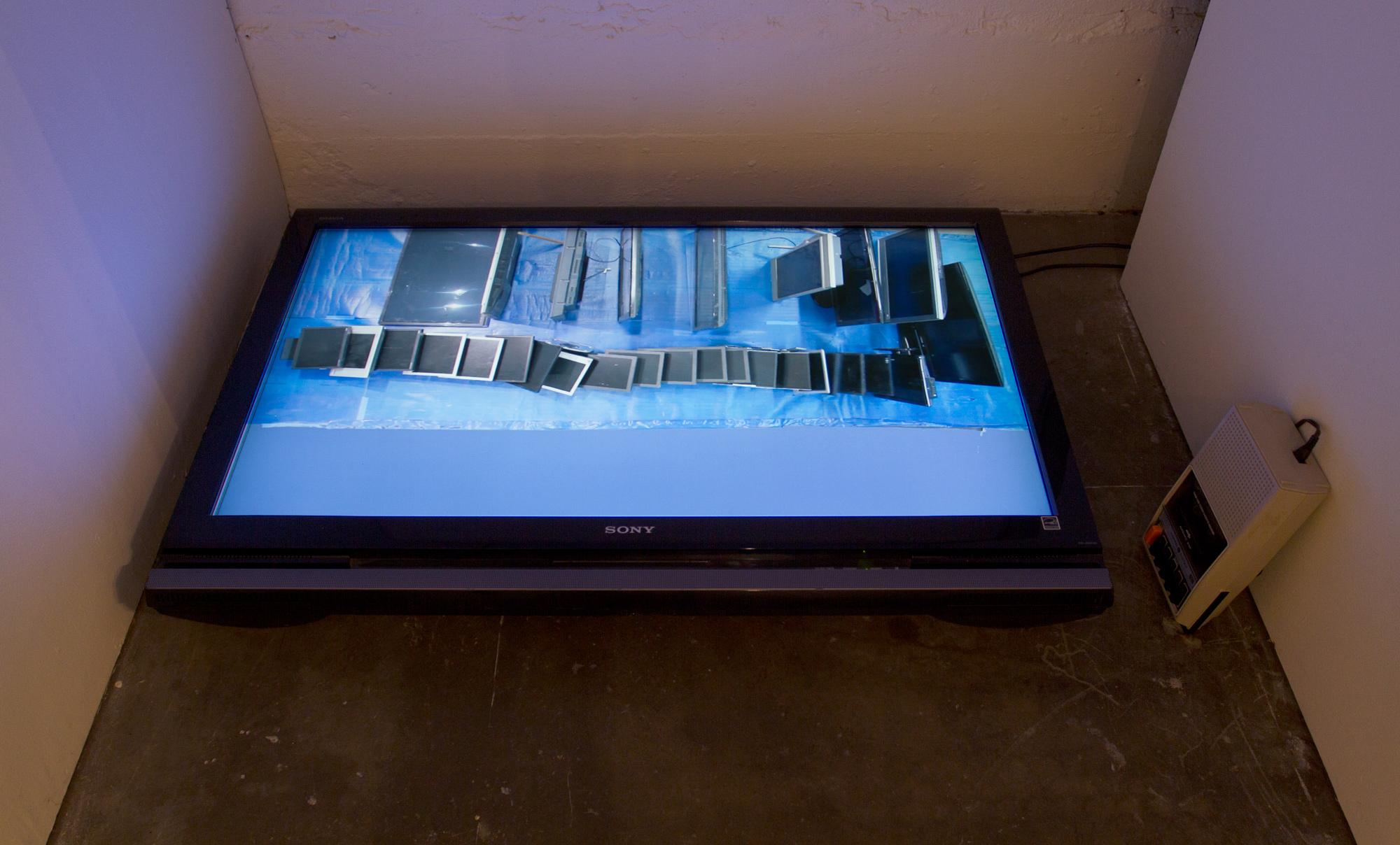 Screen Test, 2016. Installation View