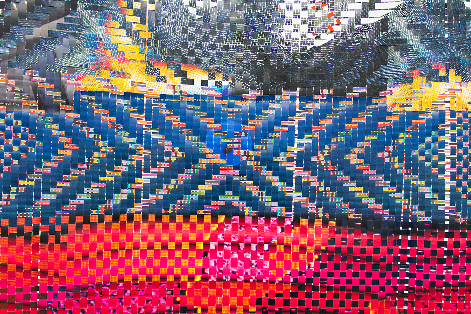 Detail of Last Weaving