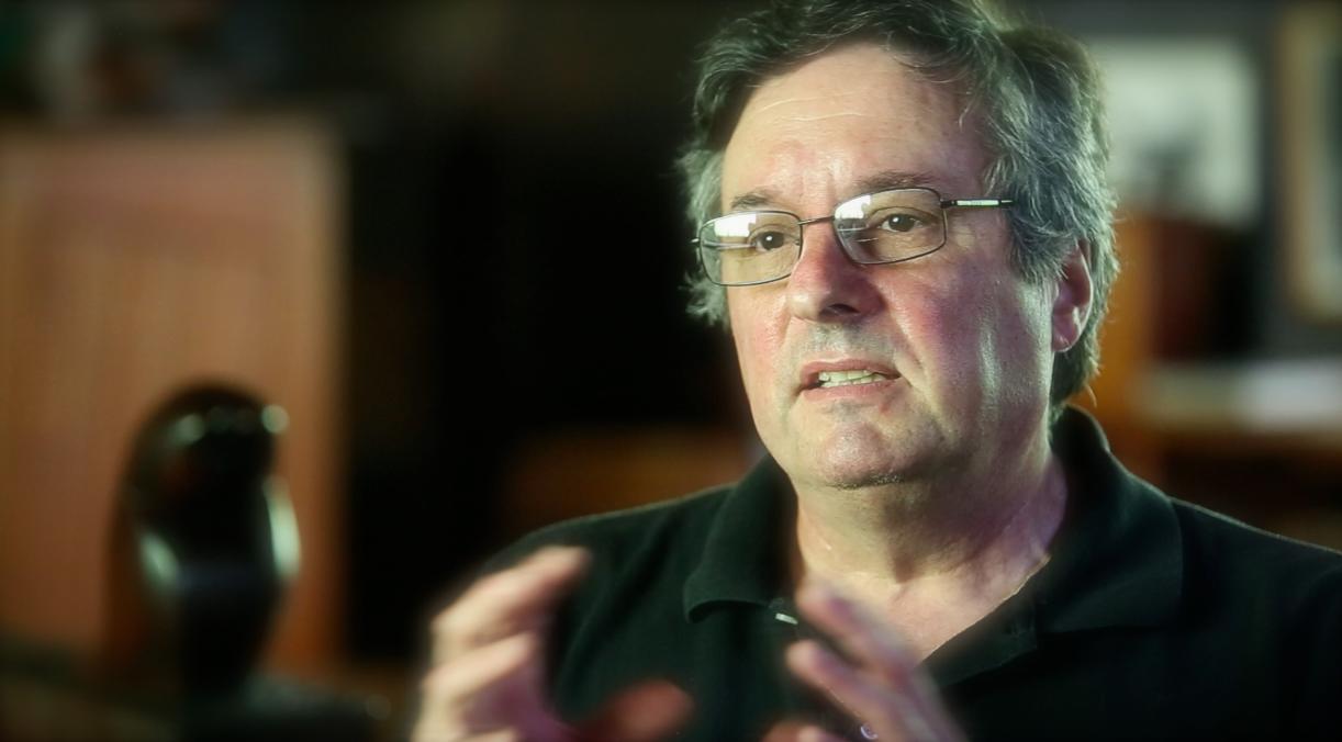 Mark Sfirri Interview at Wharton Esherick Museum