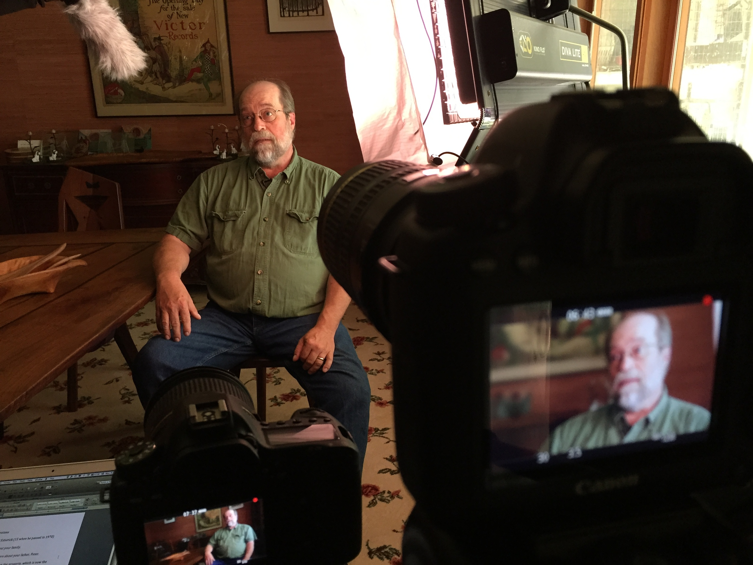 David Esherick Interview