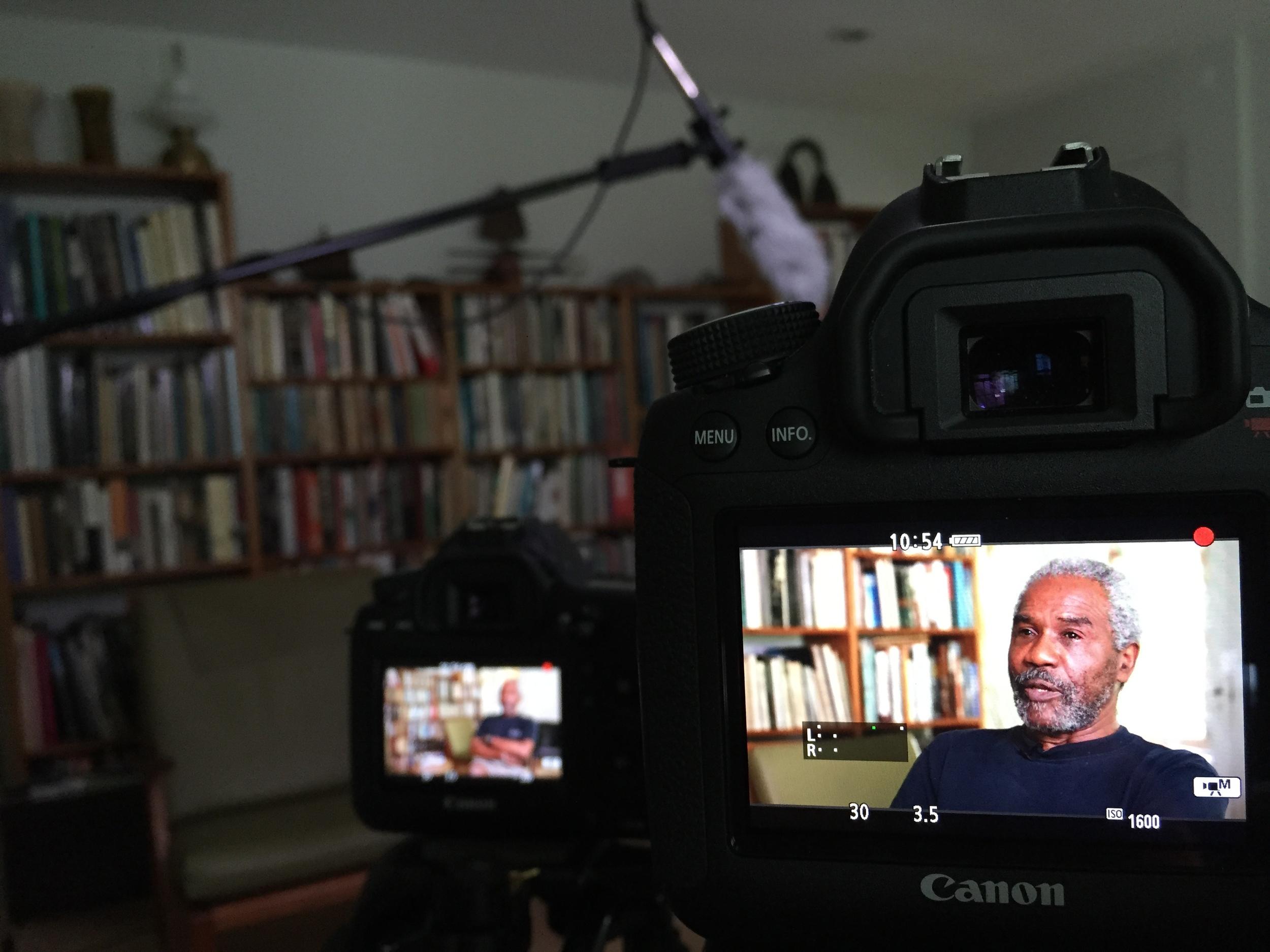Michael Puryear Interview