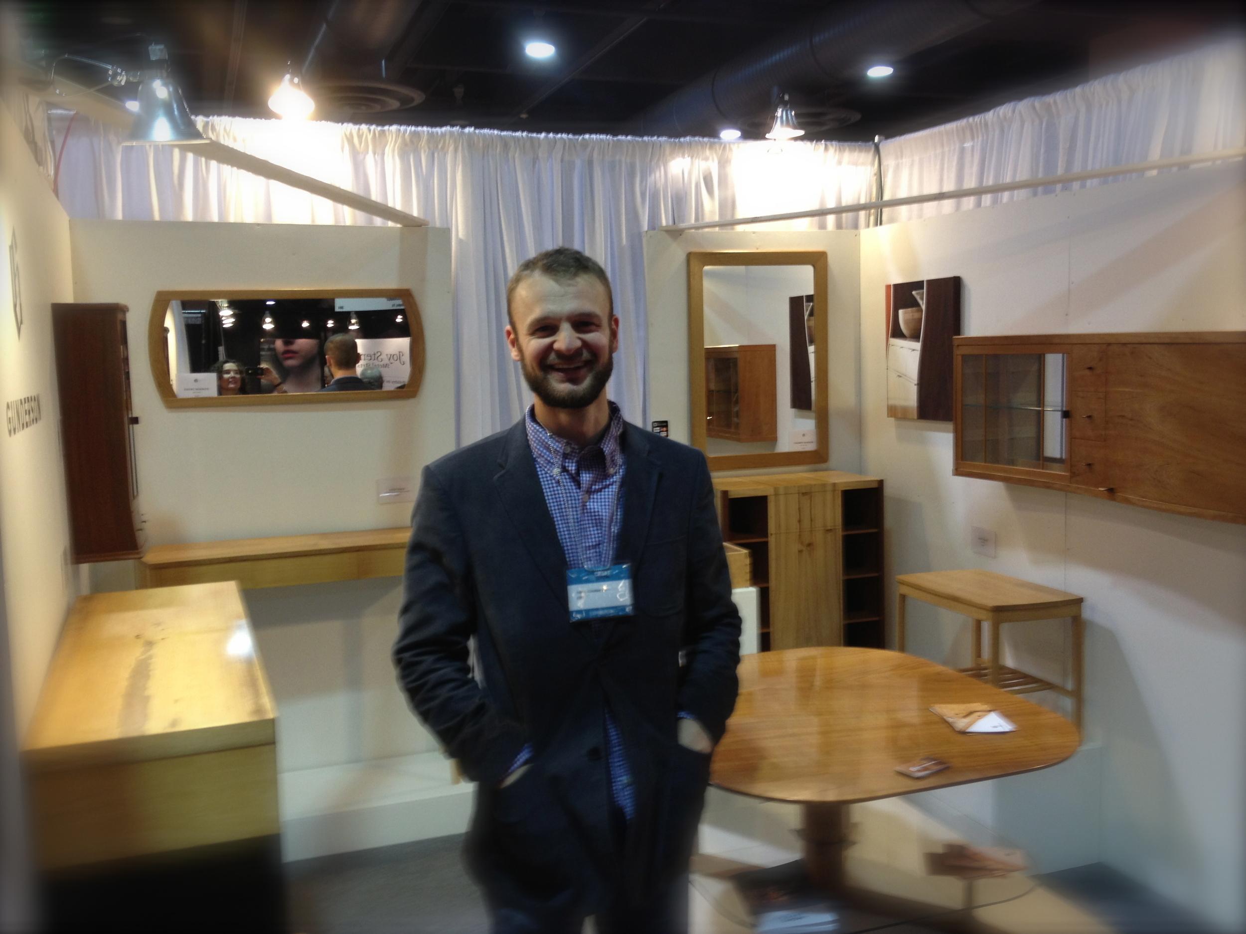 Adam Gunderson, Wood Artist
