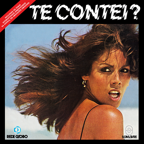 What did Pedro find? On the theme of Brazil '78,album of Brazilian disco with this unforgettable image from the classic telenovela.