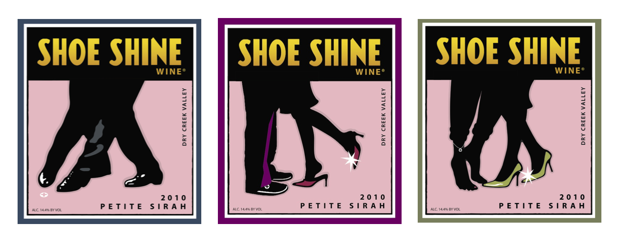 Shoe Shine Wine, since 2003