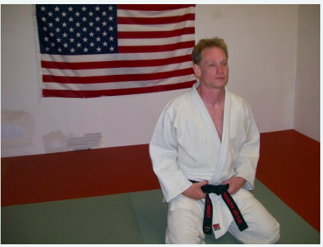 Lee Wentz - Lee is a certified Judo Instructor and Nidan (2nd degree black belt) in Judo and a Brown Belt in BJJ. Lee typically runs our Sunday No-gi class. Lee likes to bike to and from all of his classes all the way from Germantown.