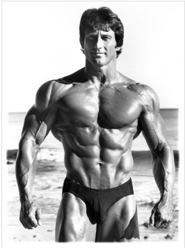 Frank Zane - Often Called the Most Perfect Male Body Ever