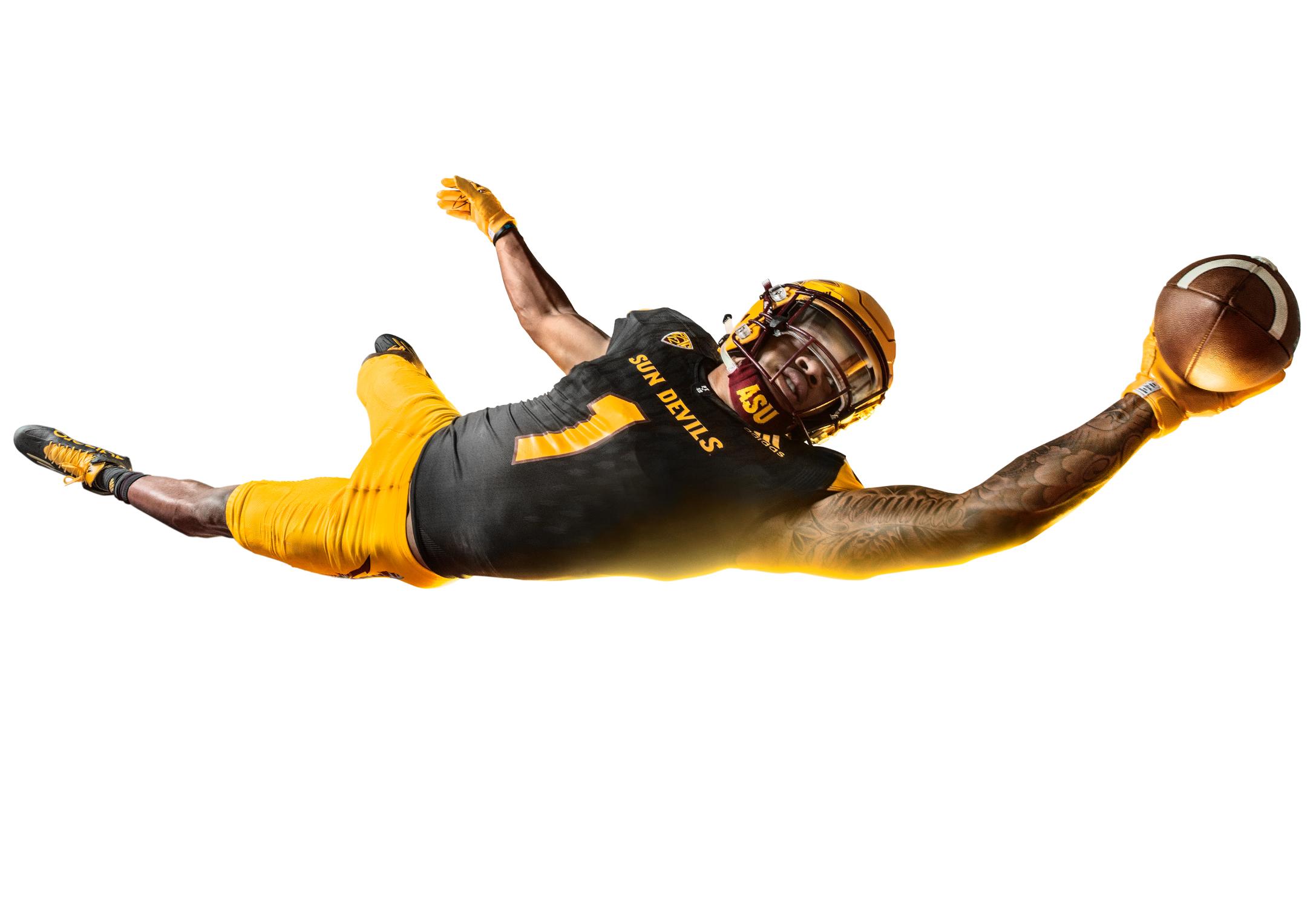 FY18 ASU  SUN DEVIL    FOOTBALL  Photoshoot  BREAKTHROUGH   Creative + Art Direction  with  photographer   Blair Bunting    cr8@ sun devil athletics, arizona state university