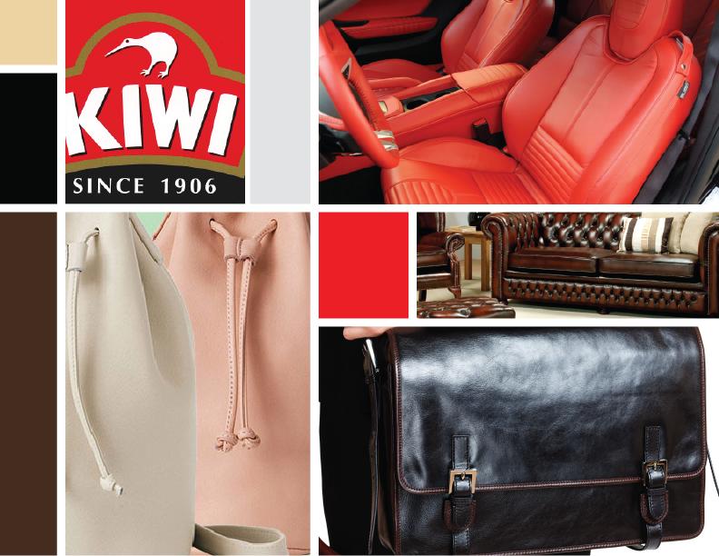 Kiwi Shoe Polish - social media x magazine promo x campaign