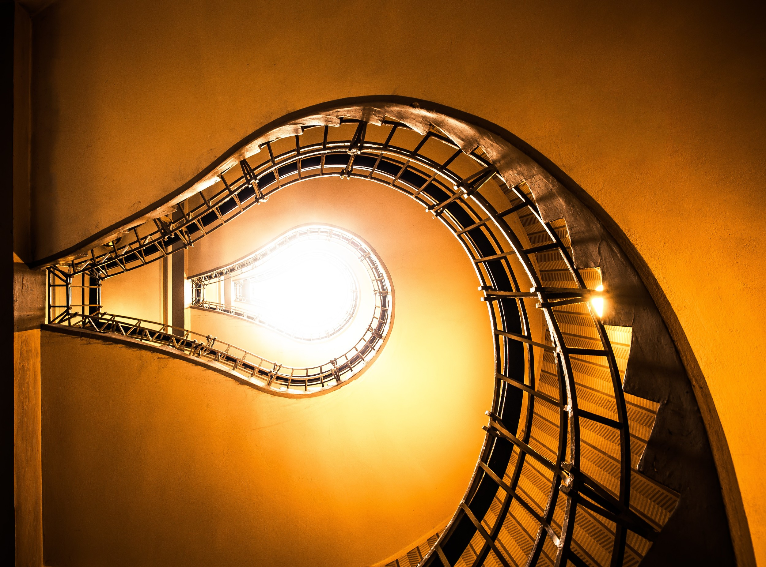 Stairs bulb