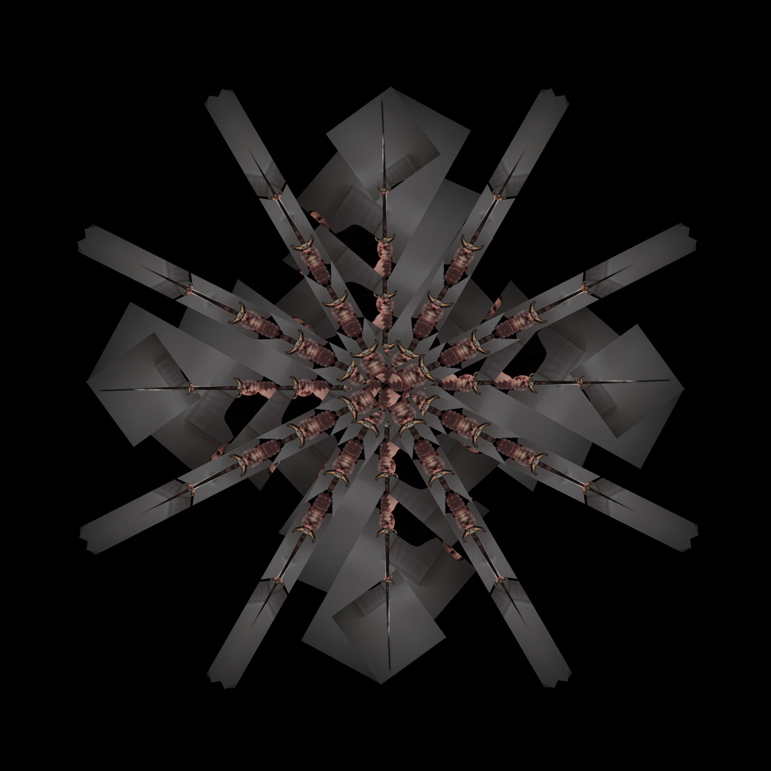 PVR eve sword snowflake