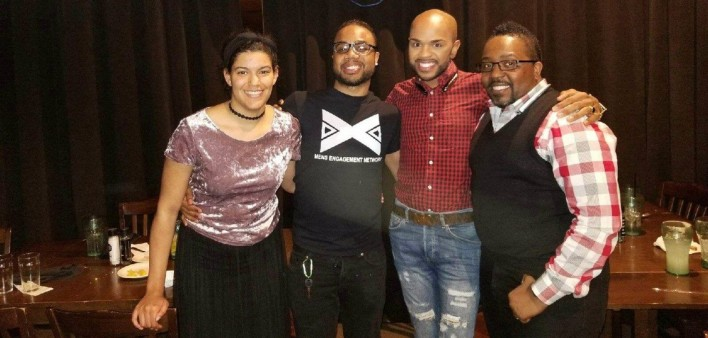March 28, we hosted an amazing live event for black MSM in Atlanta, Ga., in partnership with Aid Atlanta.