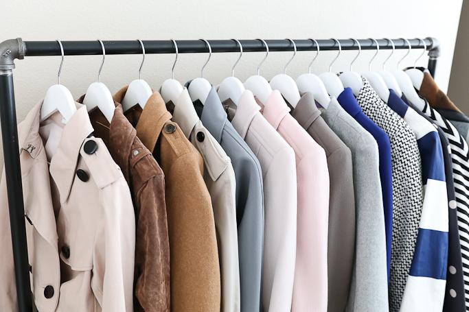 clothing-rack-DIY-Industrial-Pipe-Rolling-Clothing-Rack-with-Cedar-Wood-Shelf-on-Wheels-petite-hangers.jpg