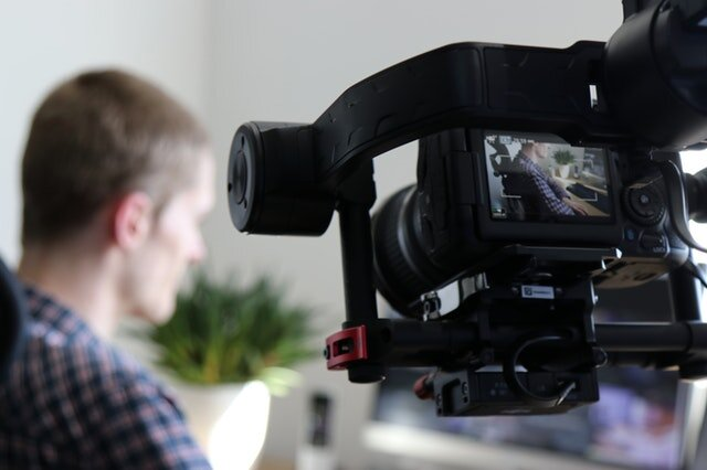 Video Production - On-site video production - have us come to you to best represent your business.