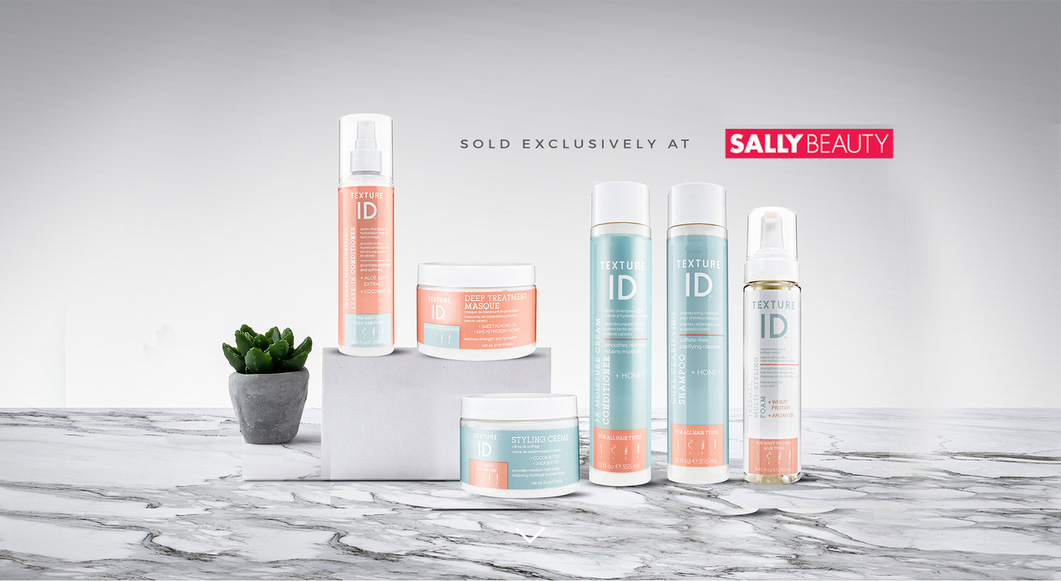 Texture ID   Sally Beauty Multicultural Product