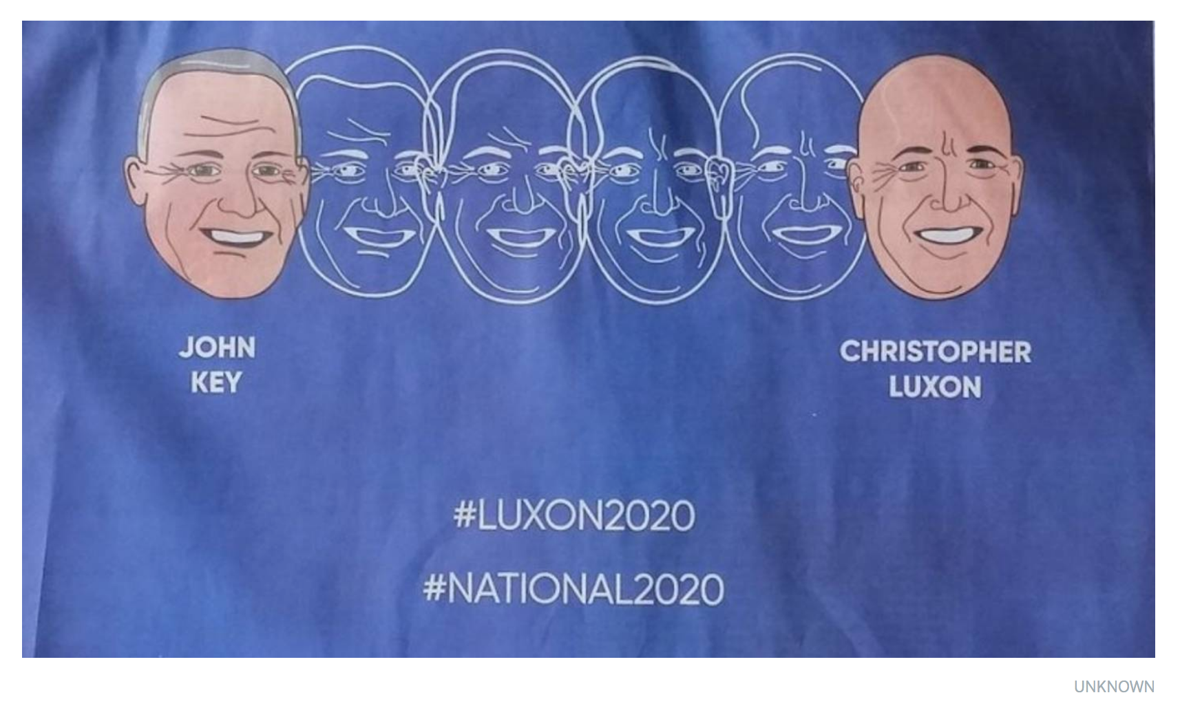 Screenshot taken 08/08/19 from  https://www.stuff.co.nz/national/politics/113728932/luxon-for-national-advertisement-entrepreneurs-remarkable-past