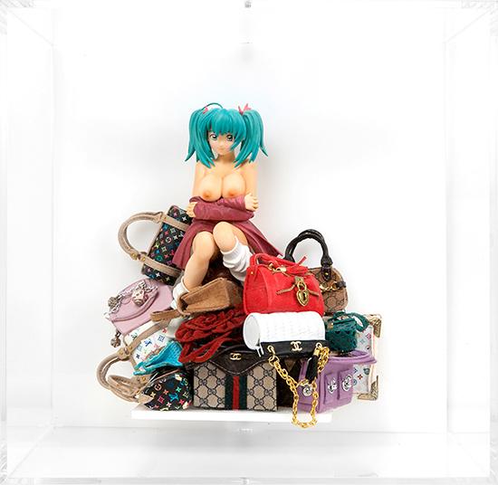 Bag Lady III