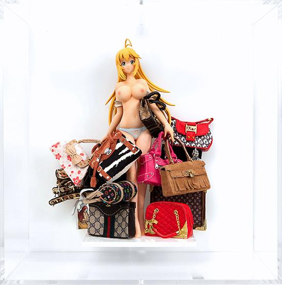 Bag Lady I