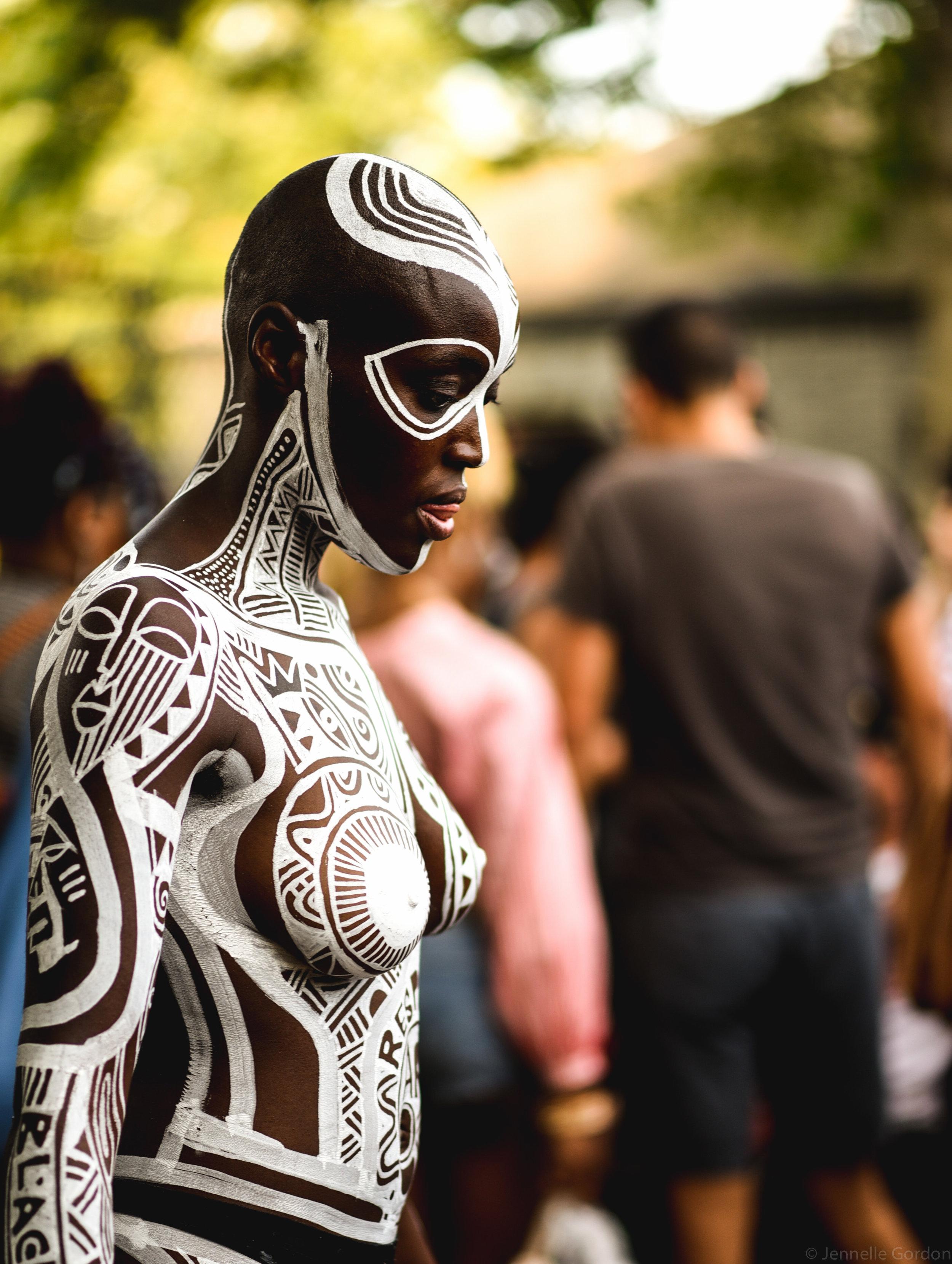 Jennelle Gordon x Afropunk