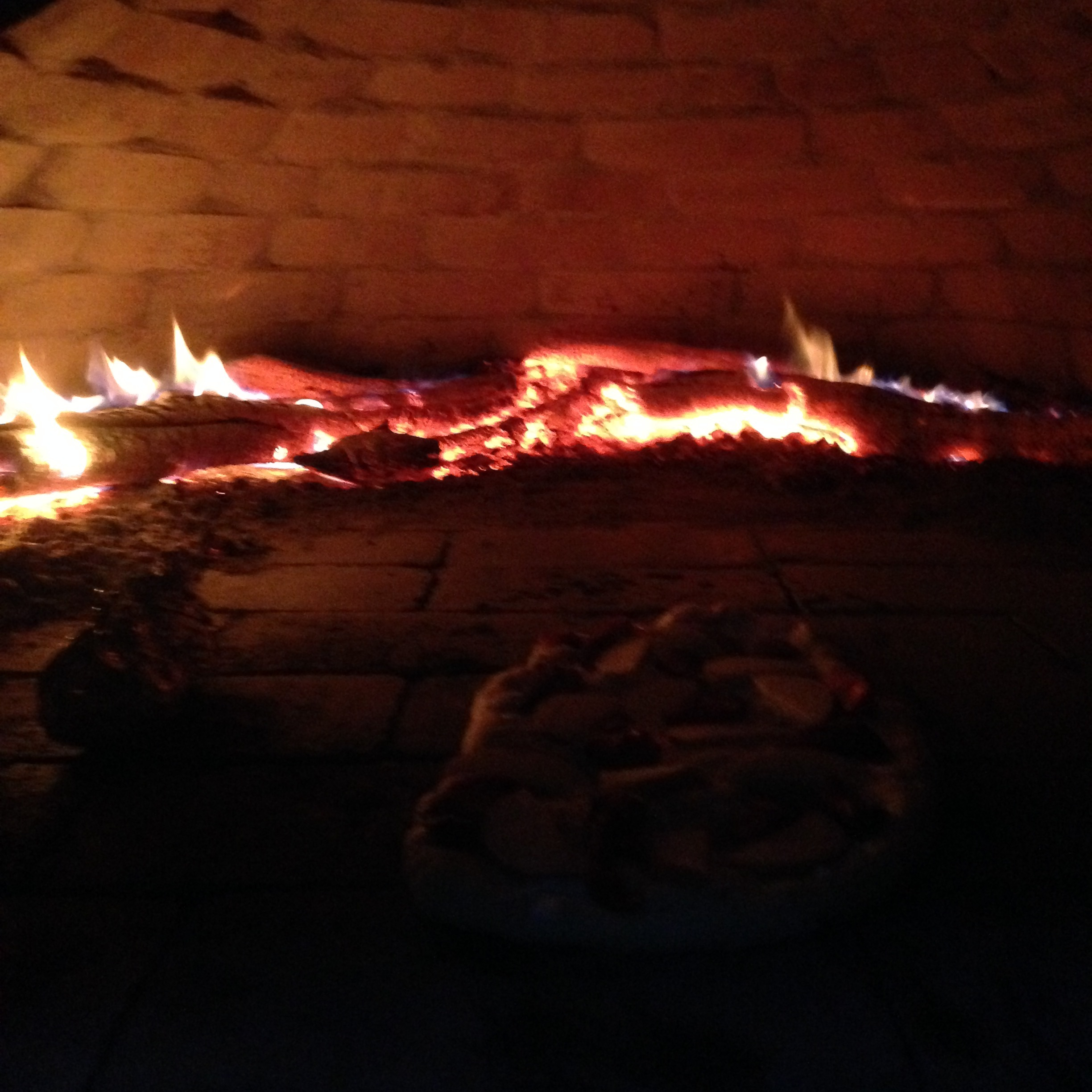 Our residents have been taking full advantage of the pizza oven that was completed this summer