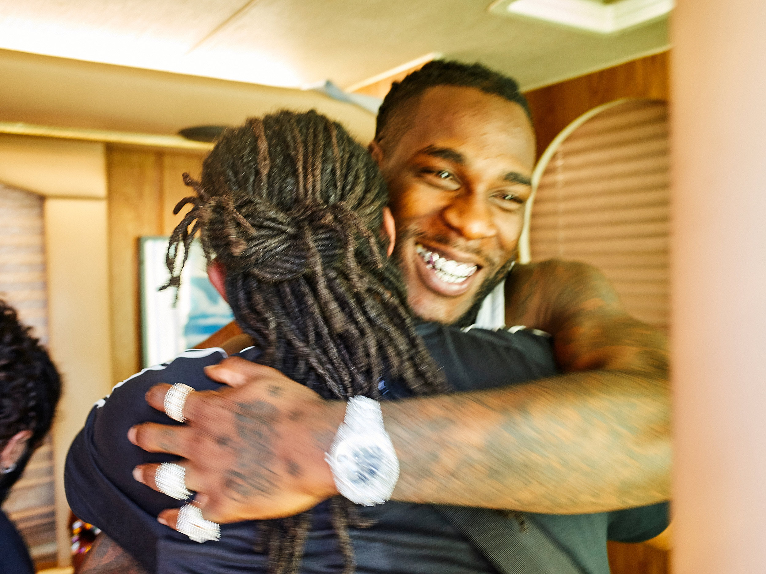 Burna Boy & Machel Montano