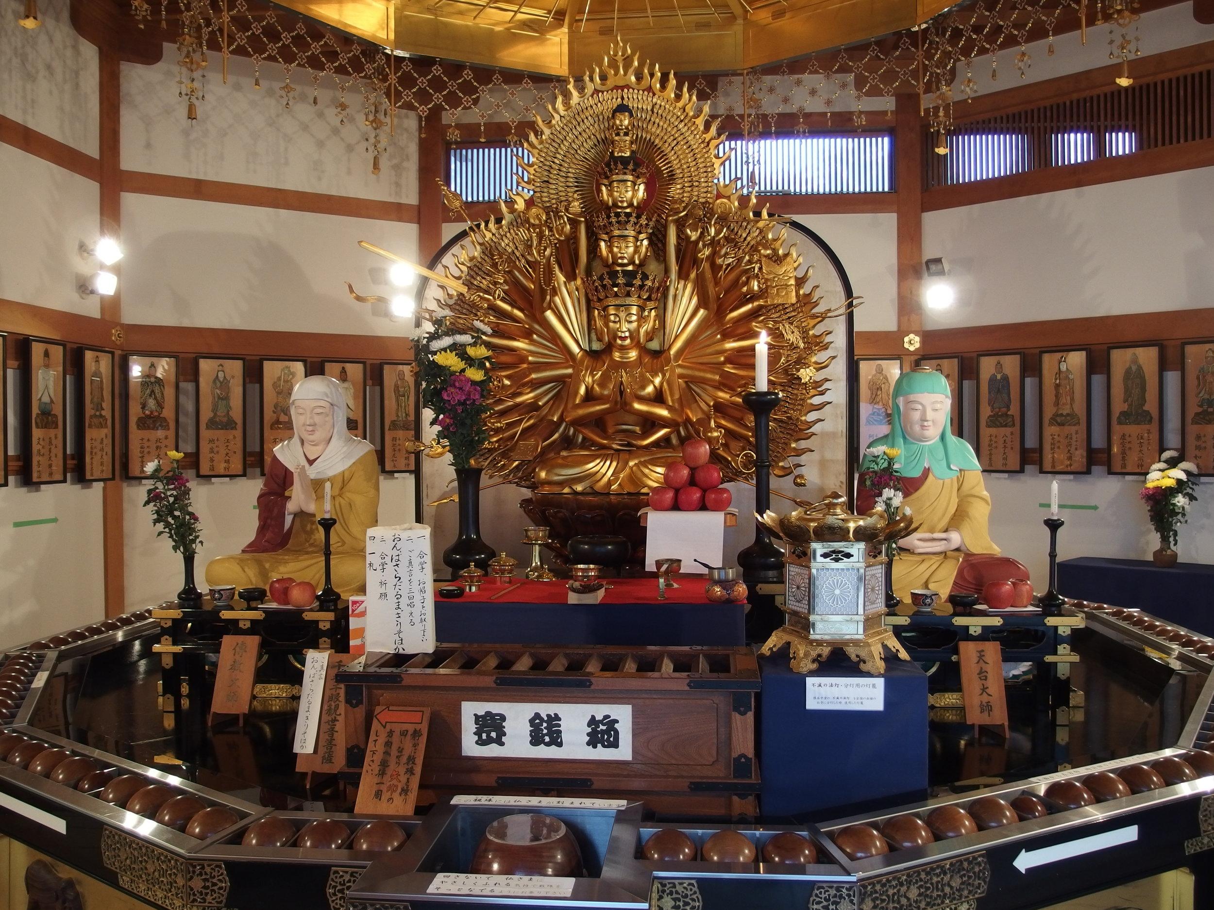 Enryakuji Temple Mt.Hiei