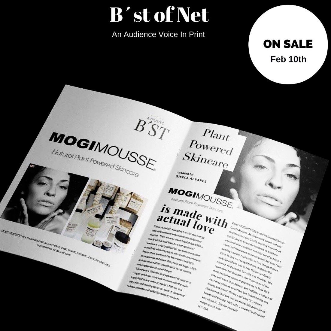 B'st Of Net Magazine