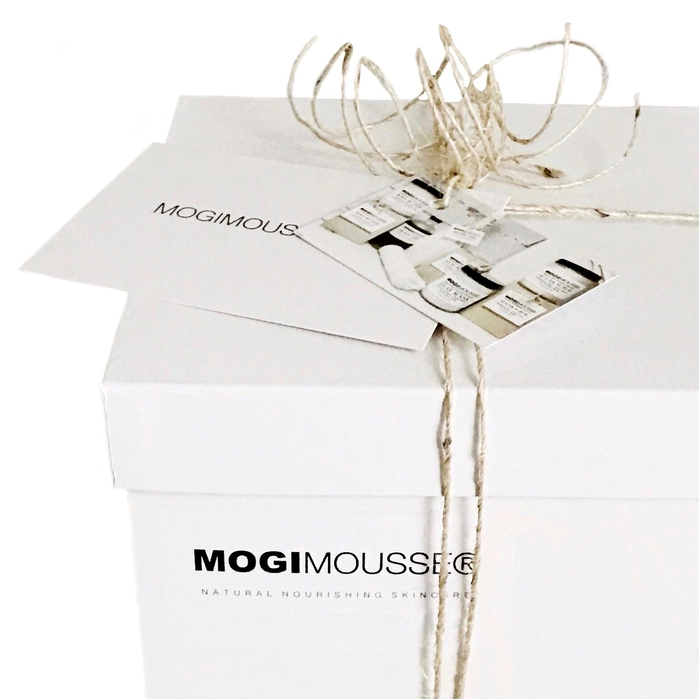 MOGI BOX by MOGI MOUSSE